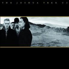 U2 - THE JOSHUA TREE - LP UK 1987 - ORIGINAL WITH POSTER - EXCELLENT+