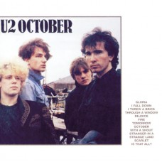 U2 - OCTOBER - LP UK 1981 - EXCELLENT++