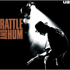 U2 - RATTLE AND HUM - 2LP UK 1988 - EXCELLENT+