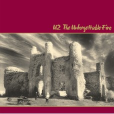 U2 - THE UNFORGETTABLE FIRE - LP UK 1984 - EXCELLENT