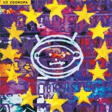 U2 - ZOOROPA - LP UK 1993 - ORIGINAL RARE - EXCELLENT+
