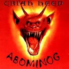 URIAH HEEP - ABOMINOG - LP UK 1982 - EXCELLENT