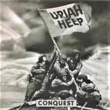 URIAH HEEP - CONQUEST - LP UK 1980 - EXCELLENT