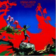 URIAH HEEP - THE MAGICIAN'S BIRTHDAY - LP UK 1972 - ORIGINAL - EXCELLENT+