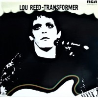 LOU REED - TRANSFORMER - LP UK 1981 - NEAR MINT