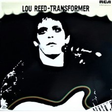 LOU REED - TRANSFORMER - LP UK 1981 - NEAR MINT