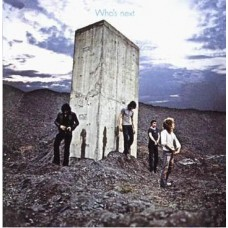 THE WHO - WHO'S NEXT - LP - EXCELLENT+