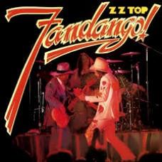 ZZ TOP - FANDANGO ! - LP UK 1975 - EXCELLENT
