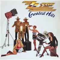 ZZ TOP - GREATEST HITS - LP 1992 - EXCELLENT+