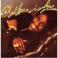 AL GREEN - AL GREEN IS LOVE - LP UK 1975 - EXCELLENT