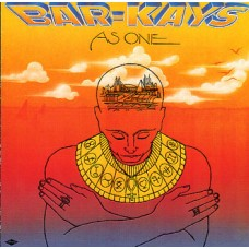 BAR-KAYS - AS ONE - LP UK 1980 - EXCELLENT+