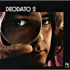 DEODATO - DEODATO 2 - LP UK 1973 - NEAR MINT