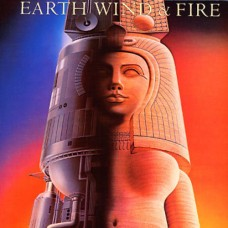 EARTH WIND & FIRE - RAISE! - LP UK 1981 - NEAR MINT