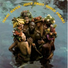ISAAC HAYES - JUICY FRUIT - LP USA 1976 - EXCELLENT-