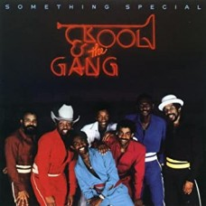 KOOL & THE GANG - SOMETHING SPECIAL - LP UK 1981 - EXCELLENT-