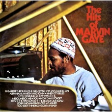 MARVIN GAYE - THE HITS OF MARVIN GAYE - LP 1972 - EXCELLENT