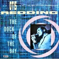 OTIS REDDING - THE DOCK OF THE BAY - LP 1987 - NEAR MINT
