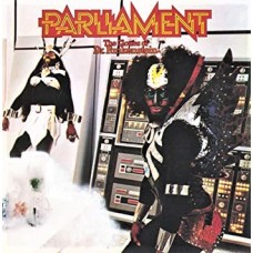 PARLIAMENT - THE CLONES OF DR. FRANKENSTEIN - LP USA 1976 - MINT