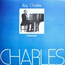 RAY CHARLES - COLLECTION - LP UK 1984 - EXCELLENT