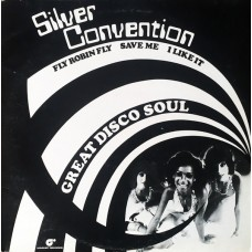SILVER CONVENTION - SILVER CONVENTION - LP UK - NEAR MINT