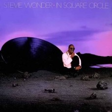 STEVIE WONDER - IN SQUARE CIRCLE - LP 1985 - NEAR MINT