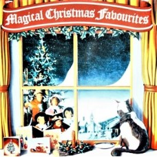 MAGICAL CHRISTMAS FAVOURITES -  LP UK 1990 - NEAR MINT