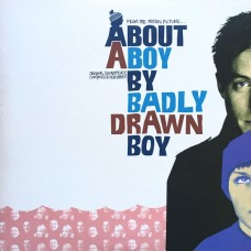 BADLY BRAWN BOY - ABOUT A BOY - SOUNDTRACK - LP UK 2002 - NEAR MINT