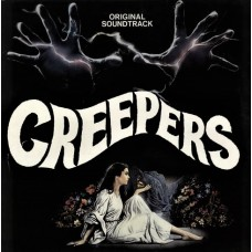 CREEPERS - SOUNDTRACK - LP UK 1986