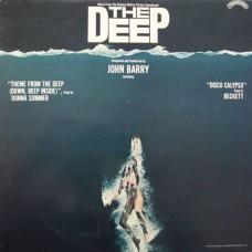 THE DEEP - SOUNDTRACK - LP UK 1977 - EXCELLENT-