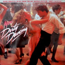MORE DIRTY DANCING - SOUNDTRACK - LP 1988 - EXCELLENT-