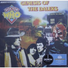 DOCTOR WHO - GENESIS OF THE DALEKS - LP RECORD STORE DAY 2016 - MINT