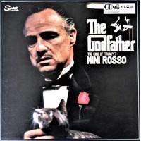 THE GODFATHER - SOUNDTRACK - LP JAPAN 1972 - QUADRAPHONIC - EXCELLENT