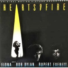 HEARTS OF FIRE - SOUNDTRACK - LP UK 1987 - EXCELLENT+