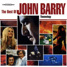 JOHN BARRY - THE BEST OF JOHN BARRY - THEMEOLOGY - LP UK 1998 - EXCELLENT+