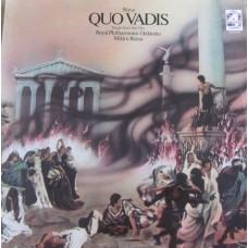 QUO VADIS - SOUNDTRACK - LP USA 1978 - NEAR MINT