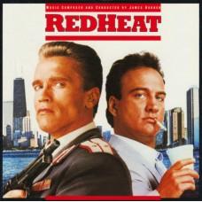 RED HEAT - SOUNDTRACK - LP UK 1988 - NEAR MINT