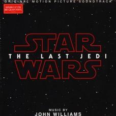 STAR WARS - THE LAST JEDI - SOUNDTRACK - LP 2018 - MINT