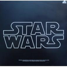 STAR WARS -  SOUNDTRACK - 2LP UK 1977 - ORIGINAL - EXCELLENT