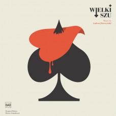 WIELKI SZU - SOUNDTRACK - LP 2019 - LIMITED EDITION SPLATTERED VINYL - MINT
