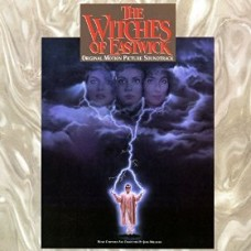 THE WITCHES OF EASTWICK - SOUNDTRACK - LP 1987 - NEAR MINT