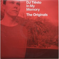DJ TIESTO - IN MY MEMORY (THE ORIGINALS) - 3LP UK 2002 - NEAR MINT
