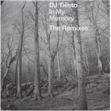 DJ TIESTO - IN MY MEMORY (THE REMIXES) - 3LP UK 2002 - NEAR MINT