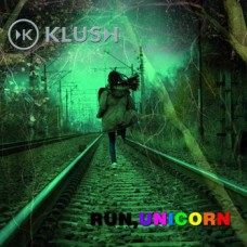 KLUSKI - RUN, UNICORN - CD 2017 - DIGIPAK - BRAND NEW - MINT