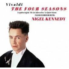 NIGEL KENNEDY - VIVALDI - THE FOUR SEASONS - LP 1989 - NEAR MINT