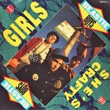 "BEASTIE BOYS -  GIRLS / SHE'S CRAFTY - 7"" 1987 UK - EXCELLENT++"