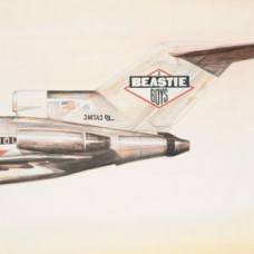 BEASTIE BOYS -  LICENSED TO ILL - LP 1986 UK - EXCELLENT