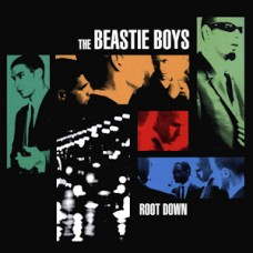 BEASTIE BOYS -  ROOT DOWN - EP 1995 UK - EXCELLENT+