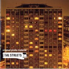THE STREETS - ORIGINAL PIRATE MATERIAL - LP UK 2002 - ORIGINAL - EXCELLENT-