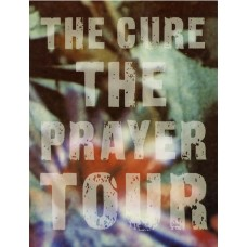CURE - THE PRAYER TOUR - TOUR  PROGRAMME - EXCELLENT++