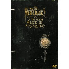 ALICE IN CHAINS - MUSIC BANK - THE VIDEOS - DVD - NEAR MINT